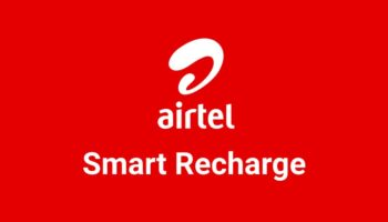 Airtel Smart Recharge 45, 49 and 79