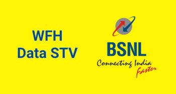 BSNL WFH Data STV With 28 Days Validity
