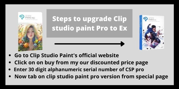 Steps-to-upgrade-Clip-studio-paint-Pro-to-Ex