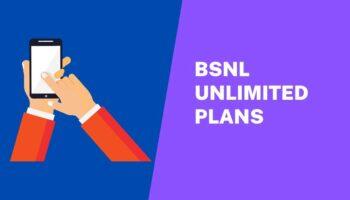 BSNL Kerala Unlimited Call Offers [September 2021]