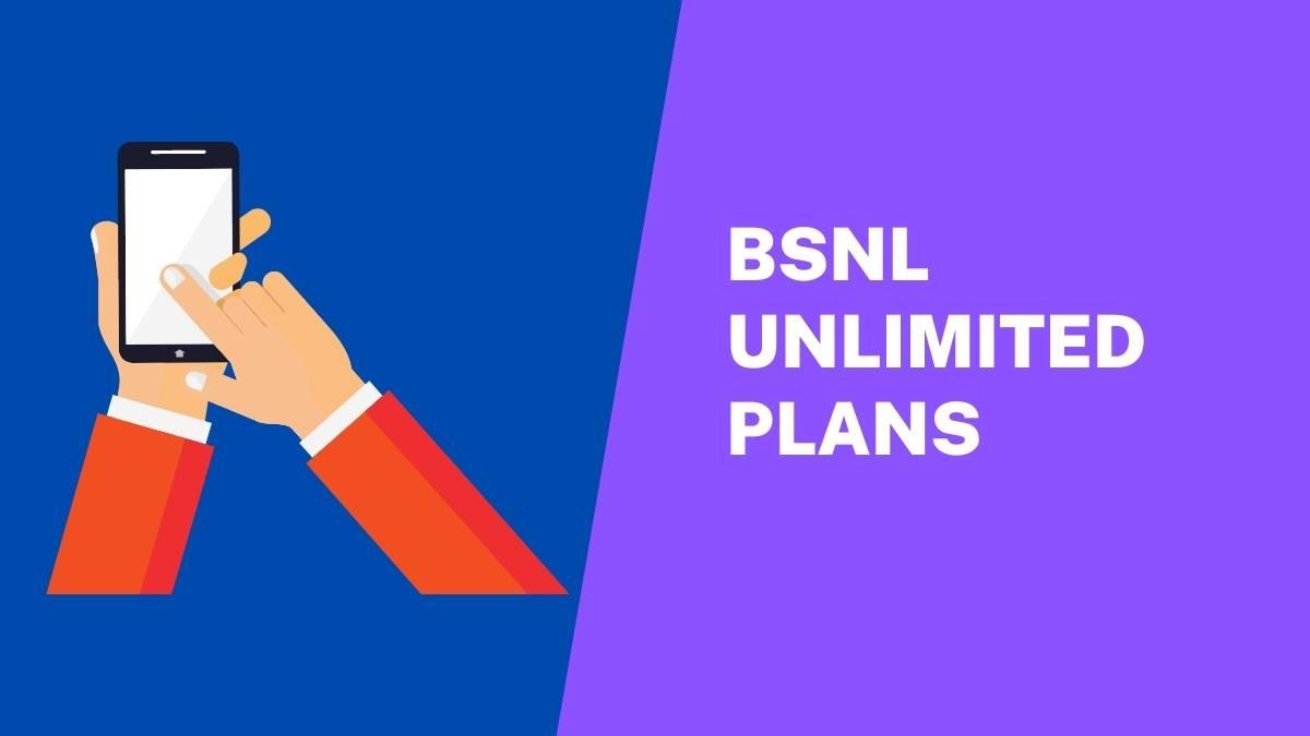 BSNL-UNLIMITED-Plans